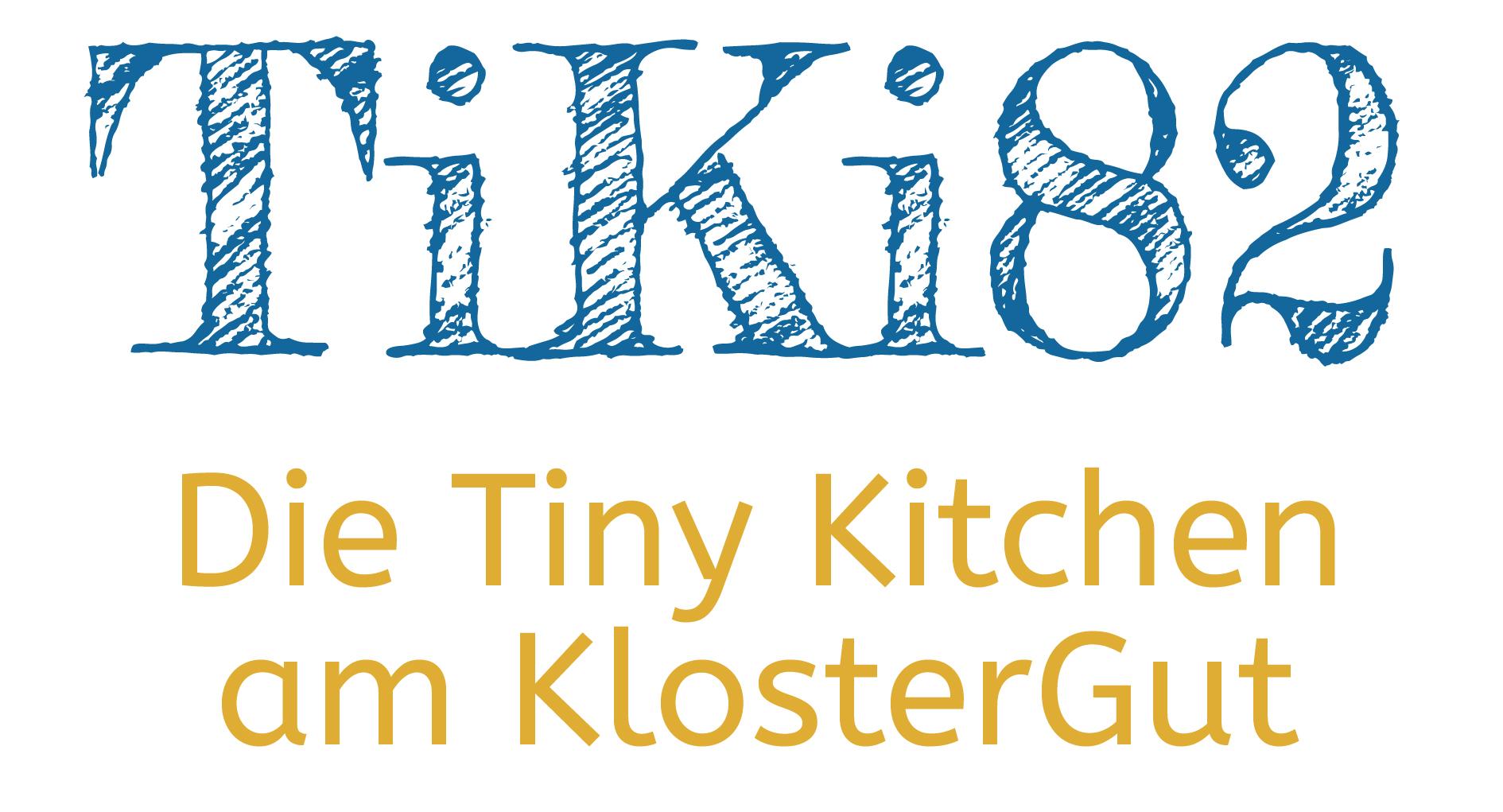 TiKi82 - TinyKitchen am KlosterGut